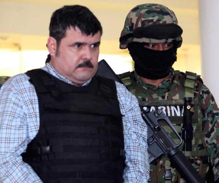 """Aplazan sentencia para """"El Coss"""",  ex poderoso capo del Cártel del Golfo...se alarga su agonía"""