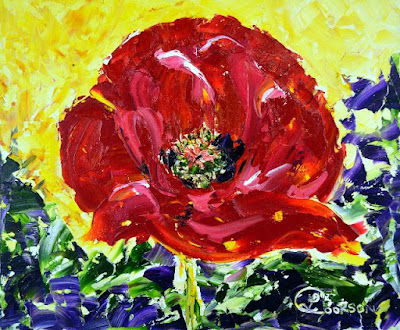 http://www.ebay.com/itm/Poppy-Amongst-Lavender-Floral-Oil-Painting-on-Board-Contemporary-Artist-France-/291849759370?ssPageName=STRK:MESE:IT