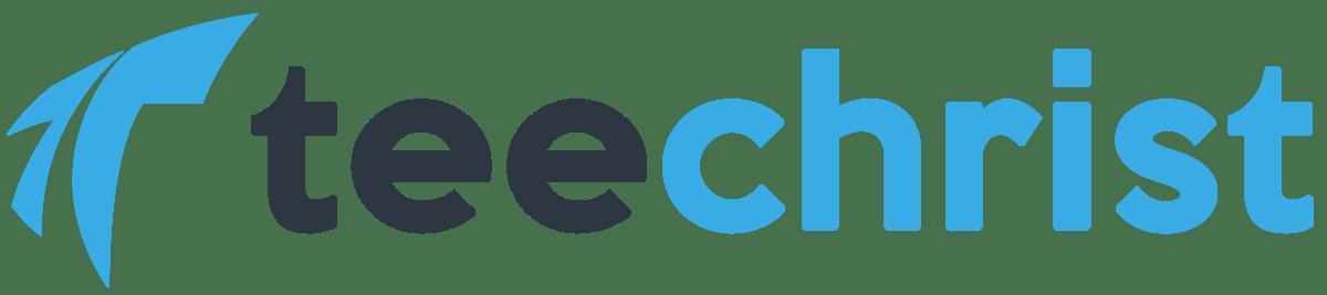 TeeChrist Shirts Logo