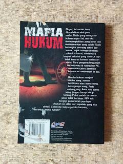 Mafia Hukum: Membongkar Manipulasi dan Konspirasi Hukum
