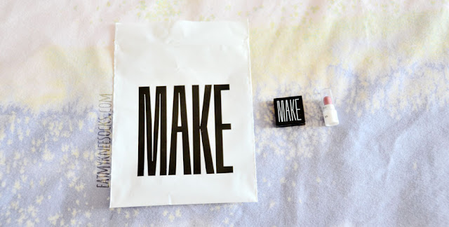 Today I'm reviewing some product samples from MAKE Beauty, a beauty and skincare brand based right out of NYC! In this review I'll be covering two of their bestselling products: their silk cream lipstick and matte finish eyeshadow. Details ahead!