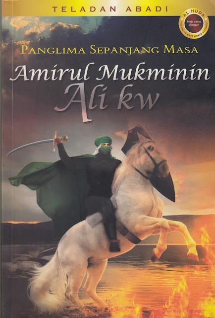 """Data dan Fakta Penyimpangan Syiah dalam Buku """"Ali Amirul mukminin KW"""""""