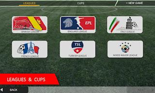 Mobile Soccer League Mod