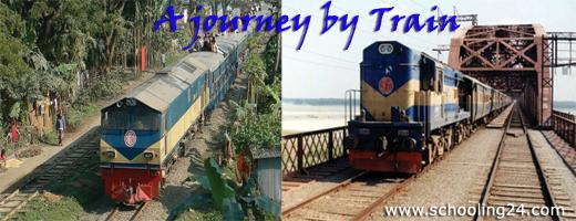 essay on the railway journey