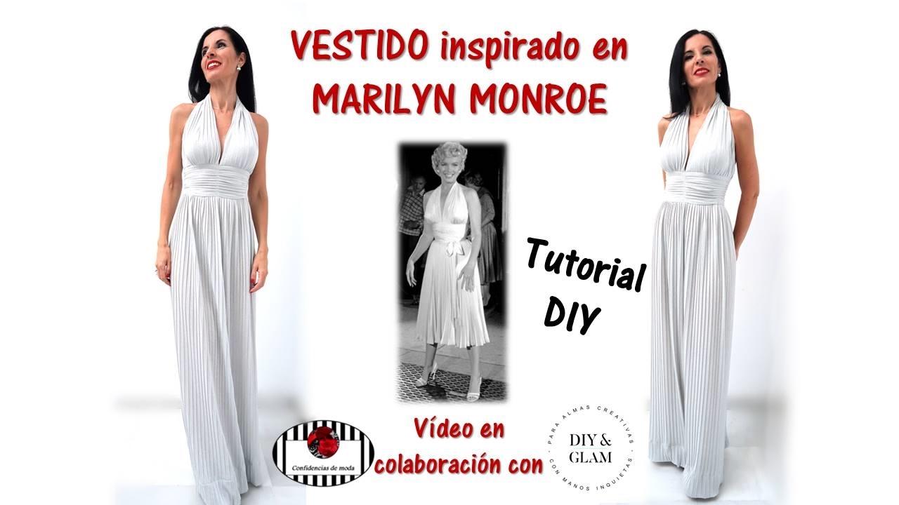 a413cb302 Cómo hacer un vestido de película años 40 - HANDBOX