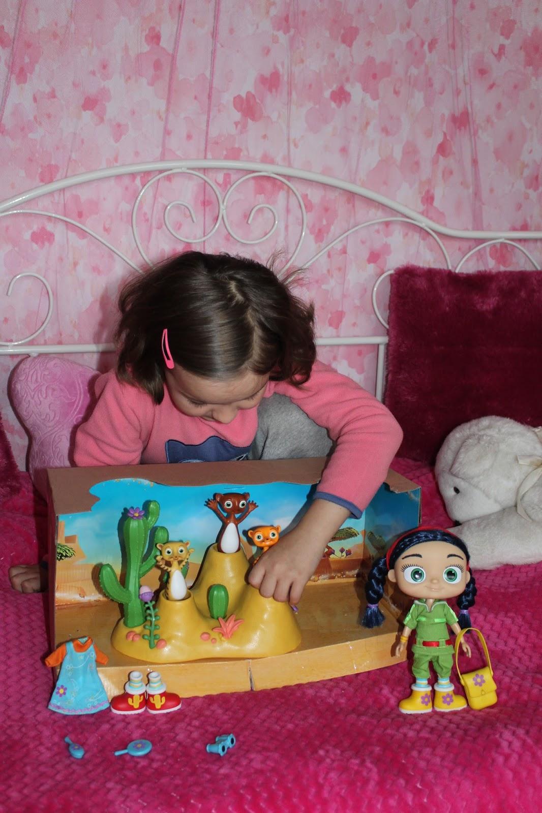 Niesamowite Wissper- zabawki dla małych i dużych dziewczynek :)   Rodzina testuje MO58