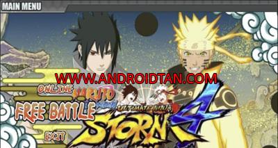 terbaru kepada kalian semua sehingga kalian sanggup mempunyai bermacam Ninja Storm 4 Senki Mod Apk v1.19 by Cavin Nugroho Terbaru