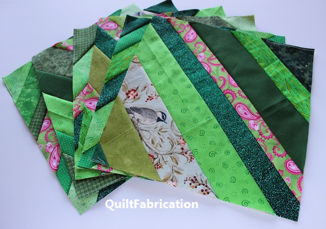 six string quilt blocks