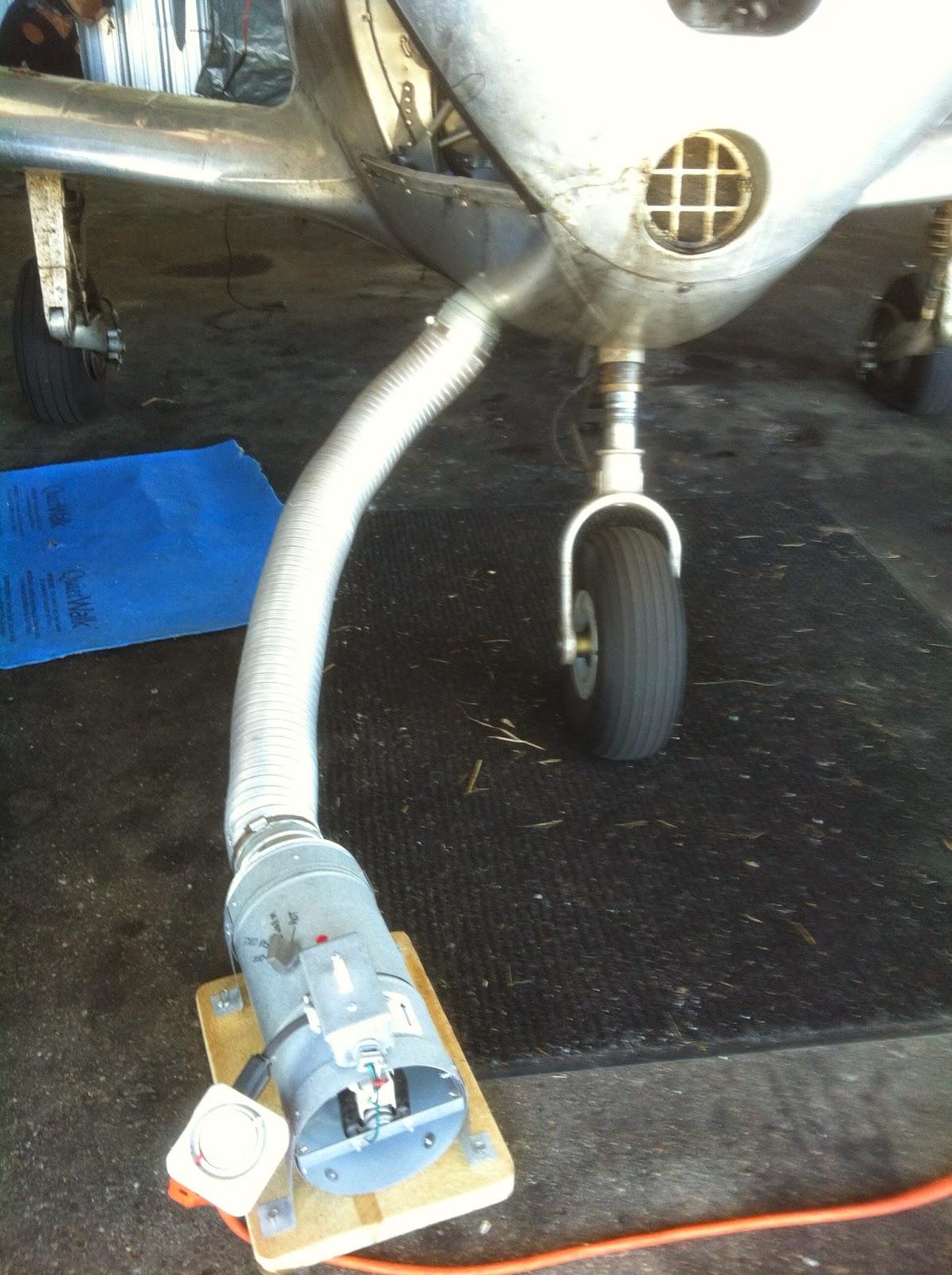 Raa Aircraft Project Tour To North Dakota