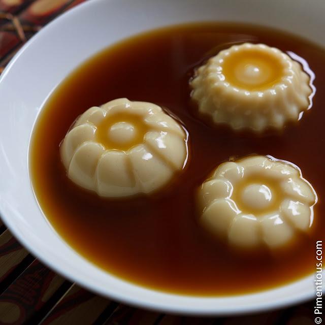 Kembang Tahu (Douhua, Soybean Pudding)