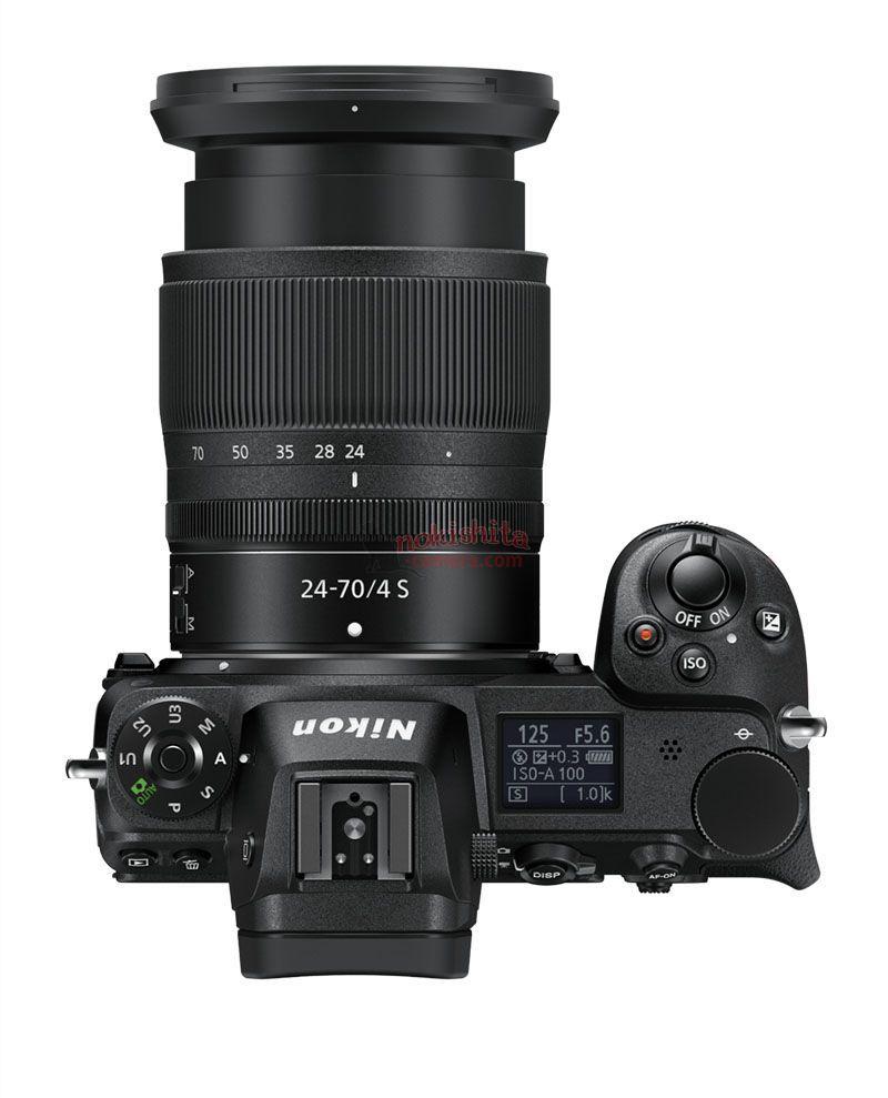 Nikon Z6 i Z7 pełnoklatkowy bezlusterkowiec / mirrorless camera