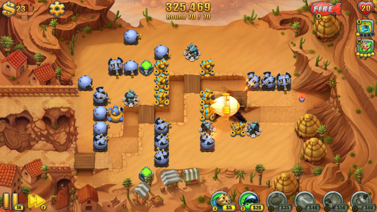 Fieldrunners 2 - Full Version Game Download - PcGameFreeTop
