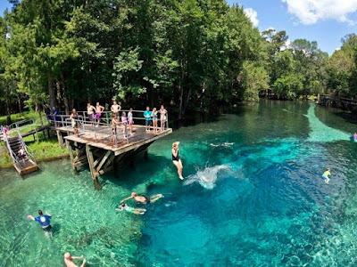 11 mejores manantiales naturales de Florida