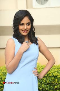 Actress Nandita Swetha Pictures at Ekkadiki Pothavu Chinnavada Teaser Launch 0021