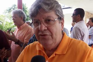 Pré-candidato ao governo, João Azevedo estará neste domingo em Picuí
