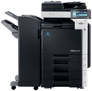 Konica Minolta Bizhub C360 Driver Printer Download