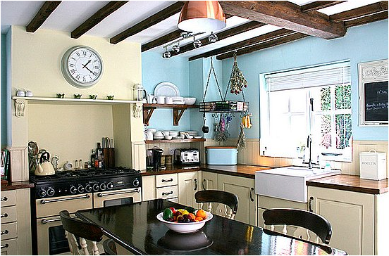 english country kitchen ideas room design inspirations. Black Bedroom Furniture Sets. Home Design Ideas