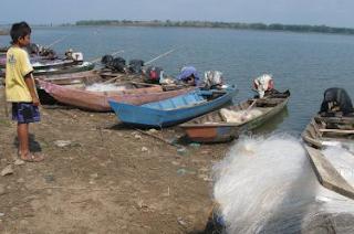 Kelestarian Sumber daya Ikan di waduk Gajah Mungkur