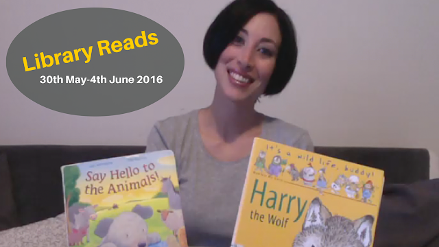 Library Reads: 30th May-4th June 2016