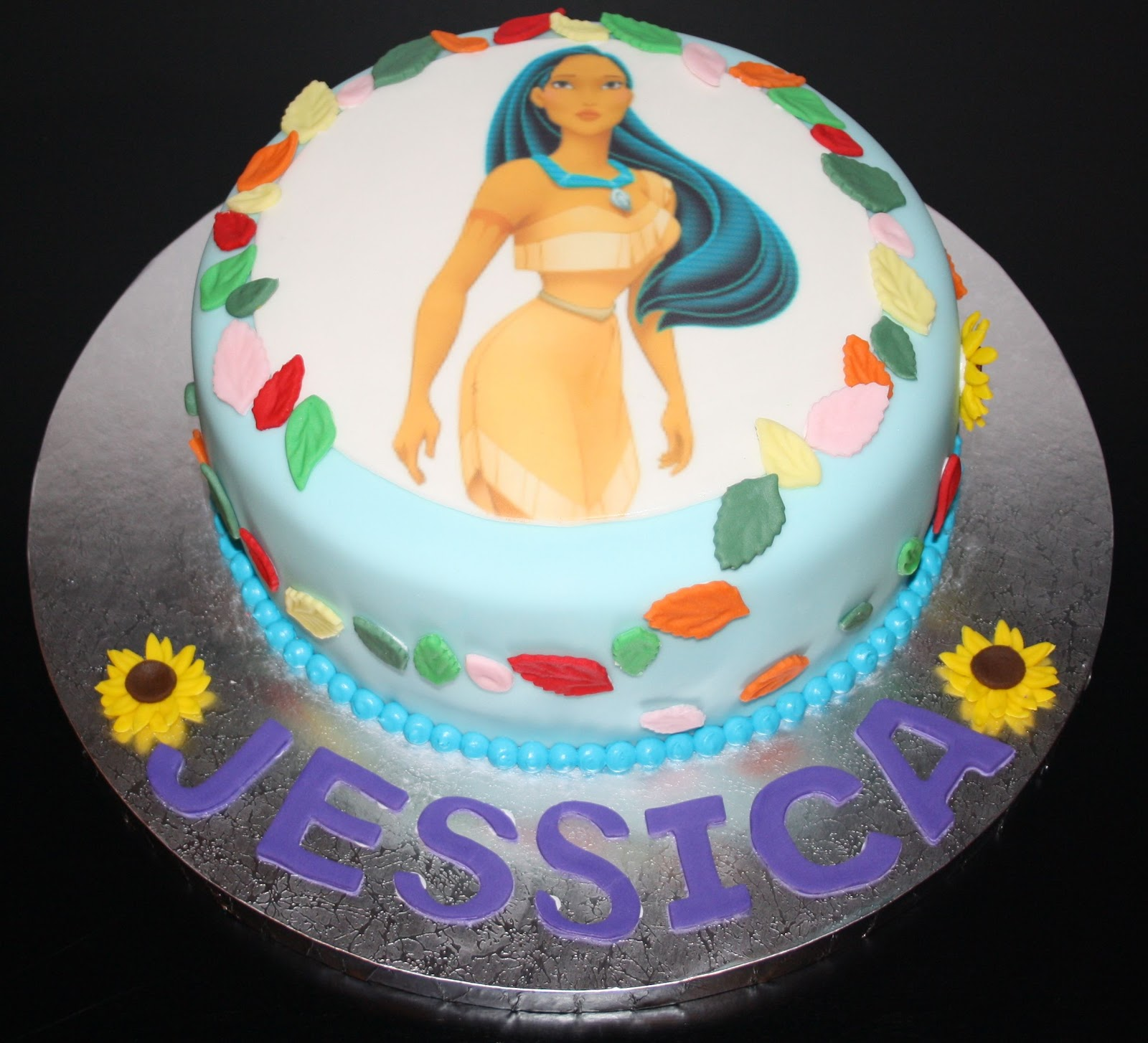 Jacqueline S Sweet Shop Pocahontas Cake