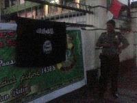Motif Pemasang Bendera ISIS di Polsek Kebayoran Lama Terungkap