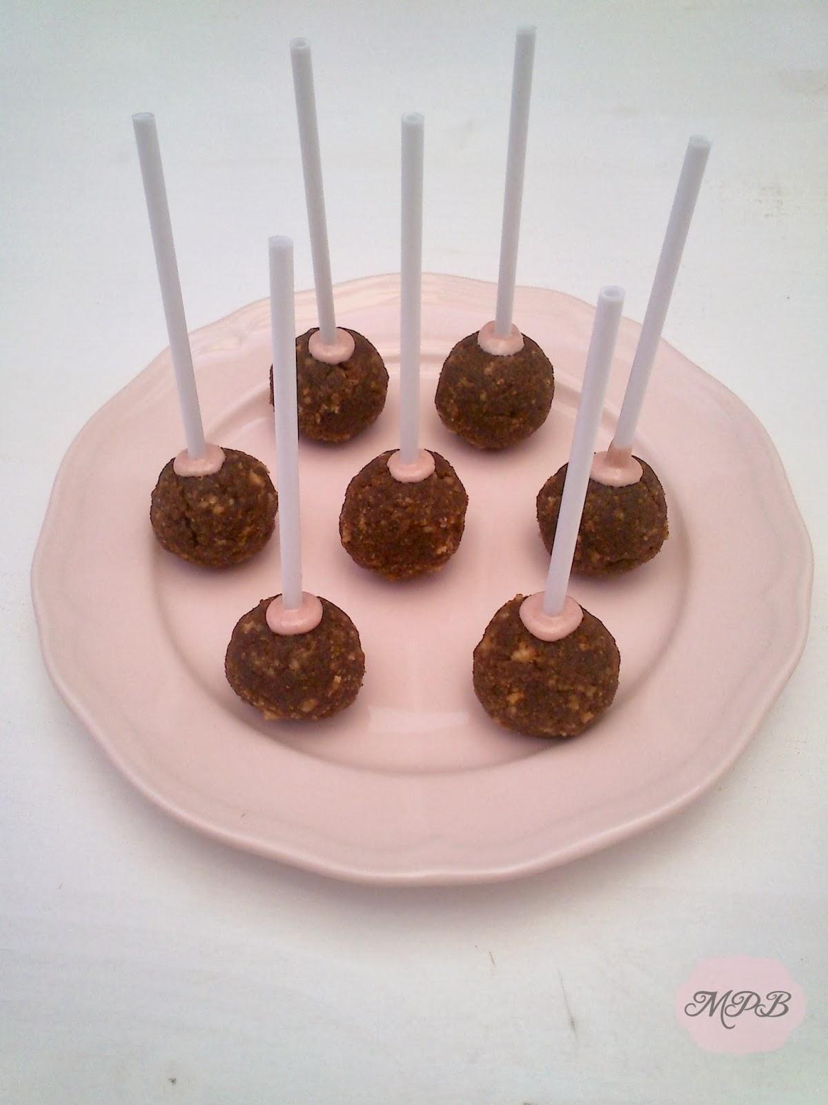 Pop Cake Pepite De Chocolat