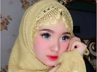 Dianggap Cantik seperti Boneka, Gimana Ya Wajah Wanita Asal Aceh Ini Tanpa Make Up?