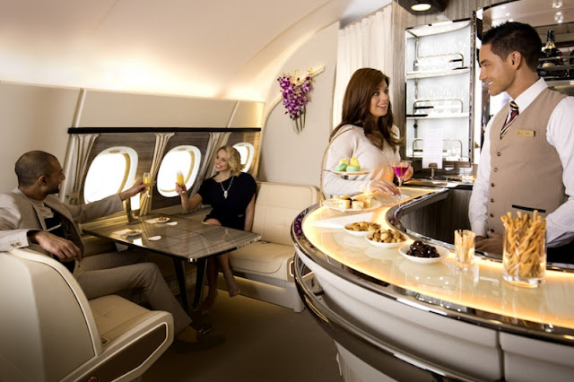 Emirates to roll out new First Class product this year