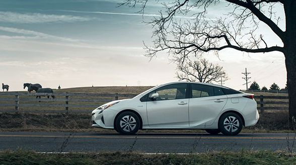 2016 Toyota Prius Awd Eco