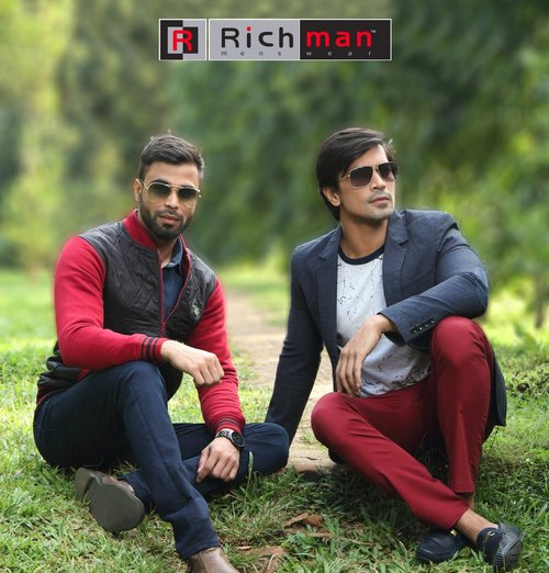 Dress collection of Richman
