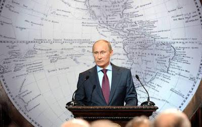 Putin rechazó amenazas contra el orden constitucional en Venezuela