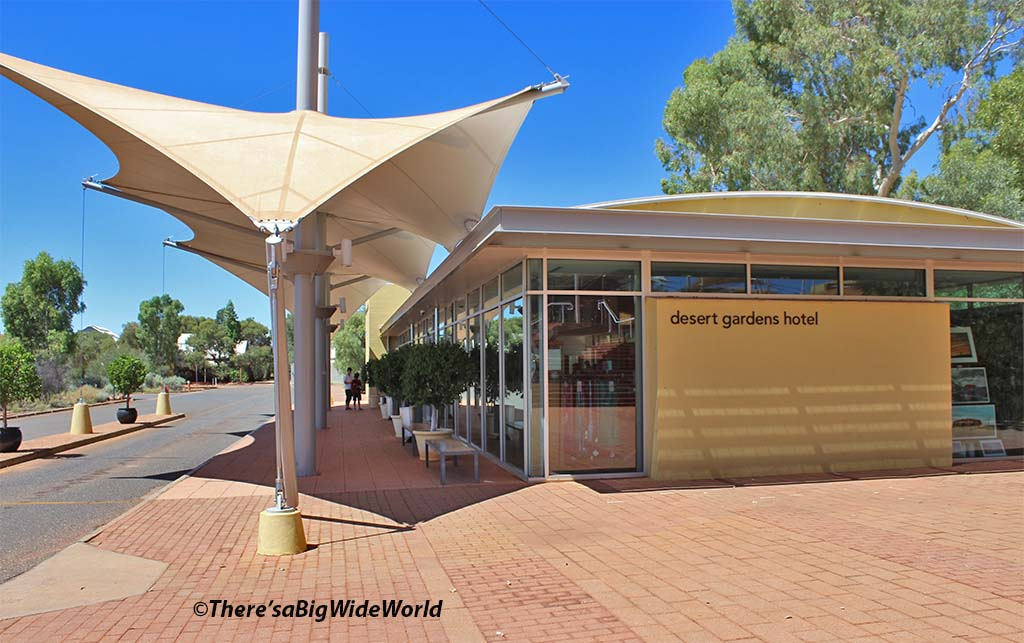 Desert Gardens Hotel, Yulara. Ayers Rock Resort