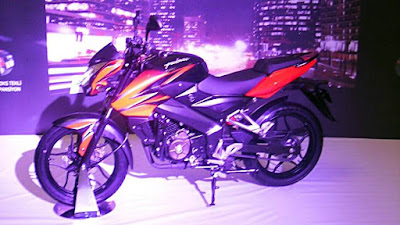 New 2017 Bajaj Pulsar NS 160