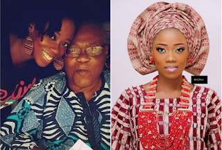 On Air Personality, Tosyn Bucknor Loses Dad