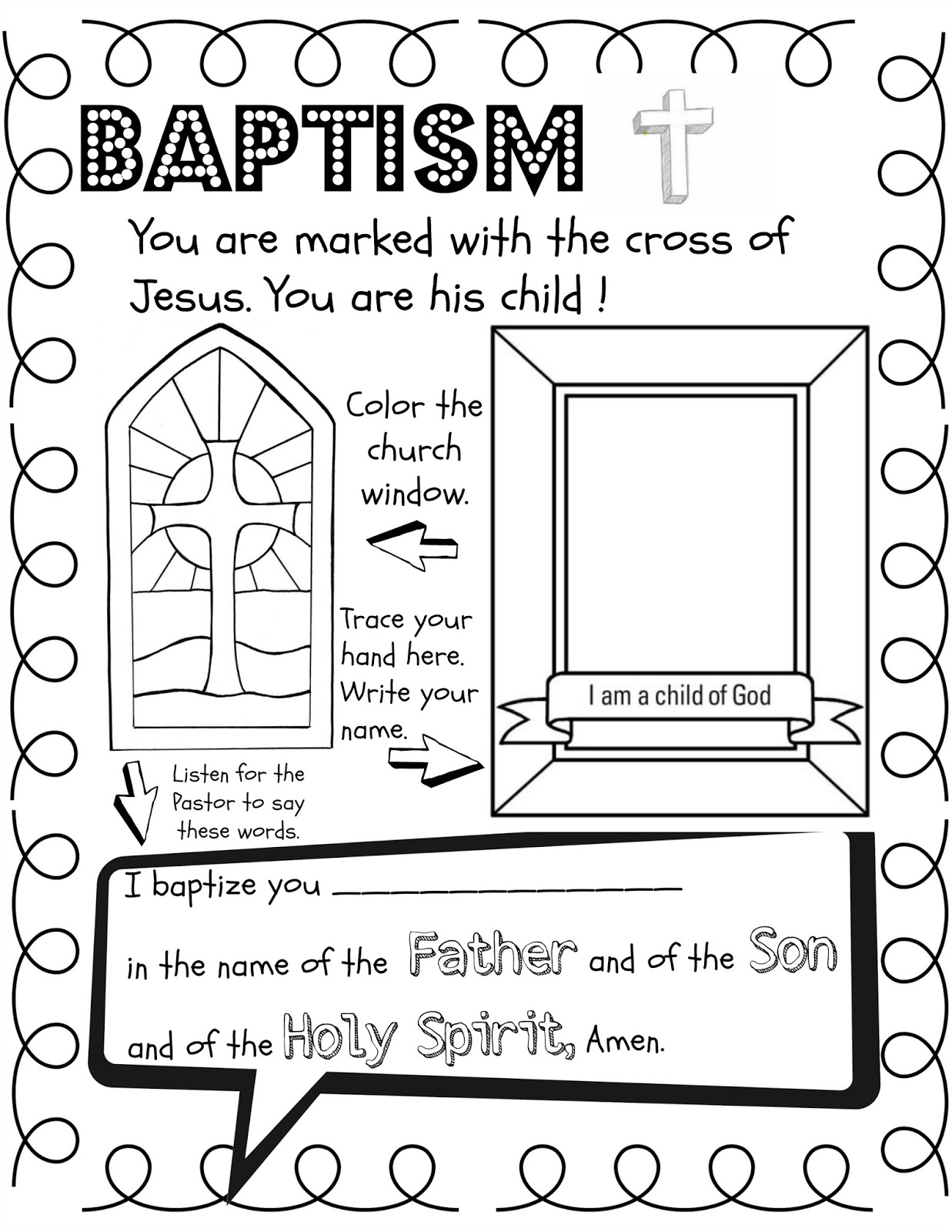 All Things Children S Ministry April
