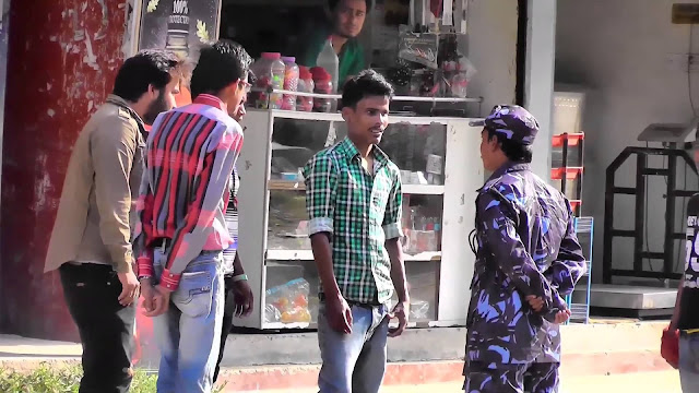Nepali Prank - Cop Caught While dealing Drugs