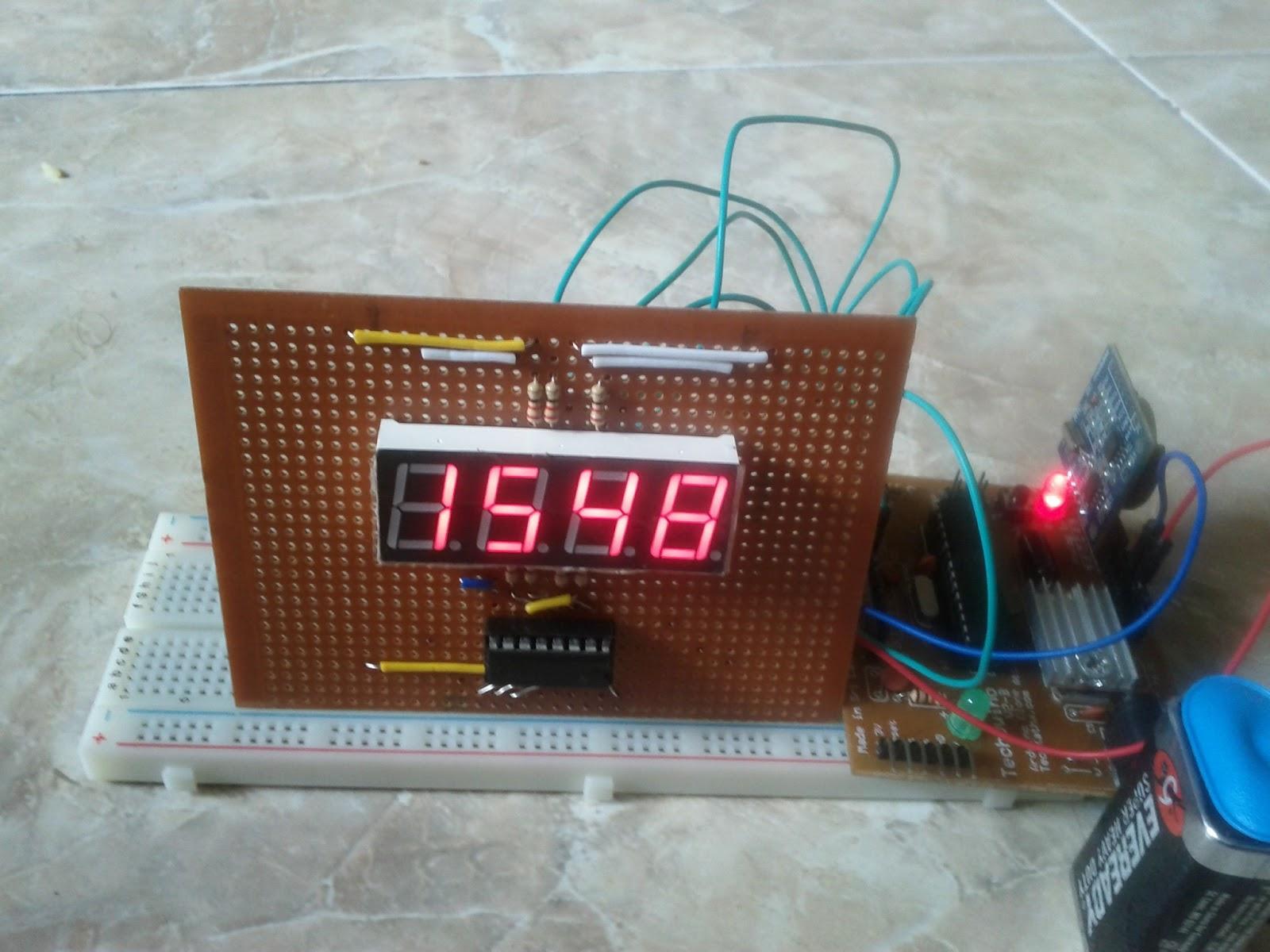Azeez's Notes: Arduino Alarm Clock