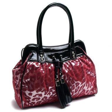 FashionHobbies: Cheetah Print Handbag