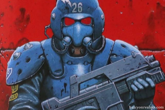 A.D. Police (12/12) (70MB) (HDL) (Sub Español) (Mega)