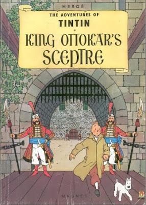 Download free ebook Tintin and the King Ottokars Sceptre pdf