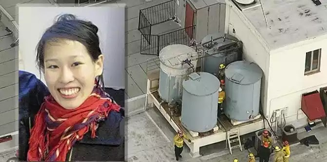 Νέες περίεργες λεπτομέρειες αποκαλύφθηκαν για το μυστηριώδη θάνατο της Ελίζα Λάμ σε δεξαμενή (vid)