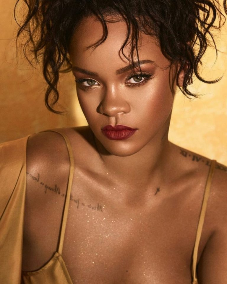 Rihanna for Fenty Beauty 'Moroccan Spice' Palette
