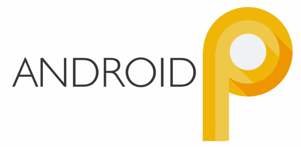 Android 9.0 P logo