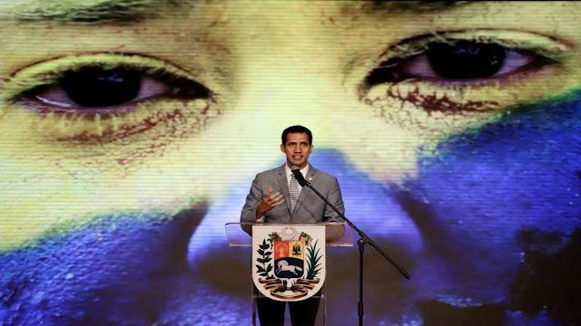 Guaidó confirma nueva movilización el #12Feb para exigir ingreso de ayuda humanitaria