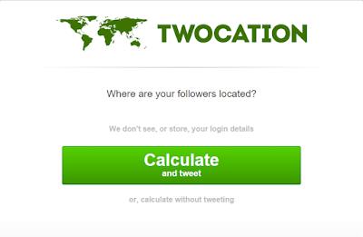 Twitter, Twocation, TweetMap, Geolocalización, Redes Sociales, Social Media,