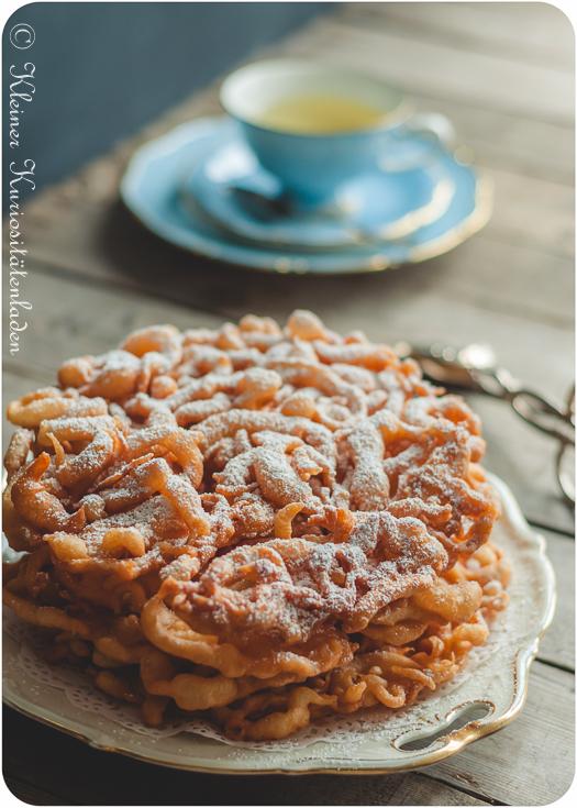 Funnel Cakes | Strauben | Tippaleipä