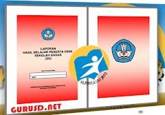 Raport Kurikulum 2013 SD Edisi Revisi 2016 Lengkap dengan Petunjuk Pengisian