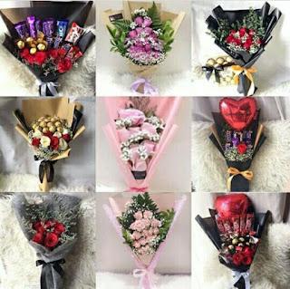 Hand Bouquet Di Pangkal Pinang