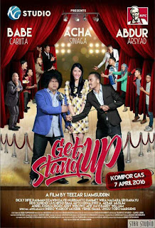 Download film Get Up Stand Up (2016) TVRip Gratis