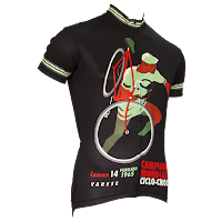 Retro Classic Cycling Jersey